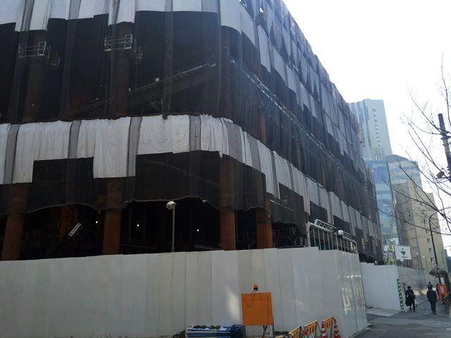 「赤坂一丁目地区 第一種市街地再開発事業」 2016.3.3