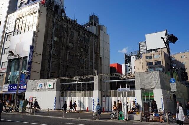 (仮称)新宿三丁目プロジェクト 2016.3.21