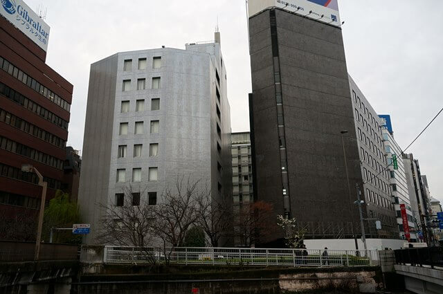 パーク24 本社ビル予定地 2016.4.3