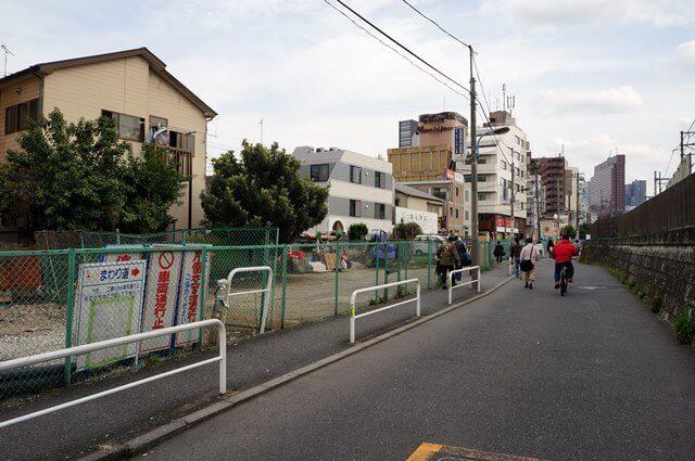 「都市計画道路補助第72号線」 2016.4.9