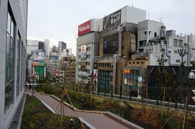 JR新宿ミライナタワー 2016.4.9