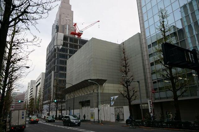 「(仮称)家の光千駄ヶ谷ビル新築工事」 2016.4.9