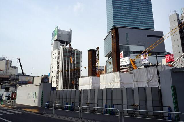 「渋谷駅南街区プロジェクト」  2016.4.16
