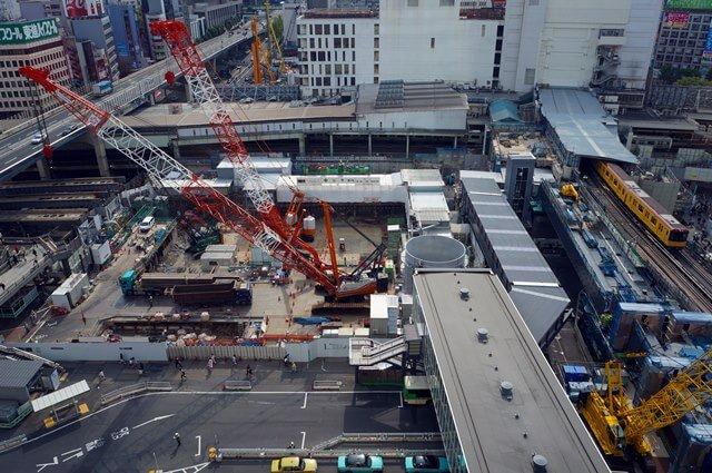 「渋谷駅街区開発計画I期(東棟)」 2016.4.16