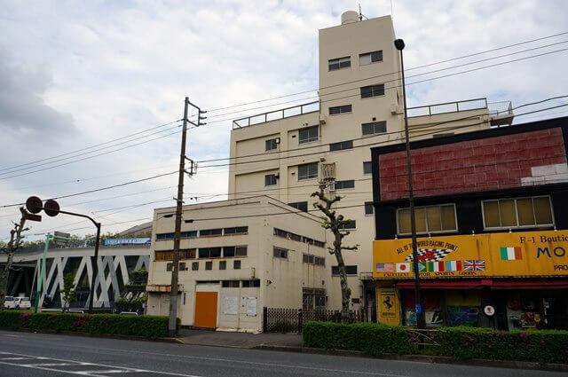 東京都市計画道路(幹線街路放射第19号線) 2016.4.23