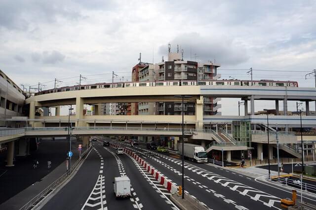 京急蒲田駅東口 2016.4.23