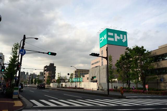 ニトリ大田東糀谷店 新築工事 2016.4.23