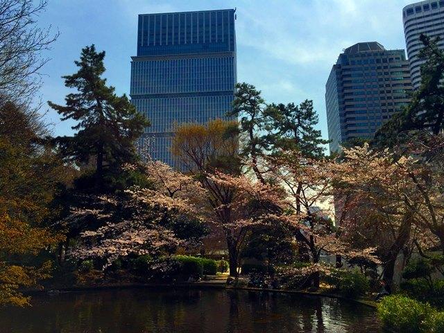 「東京ガーデンテラス紀尾井町」 2016.3.31