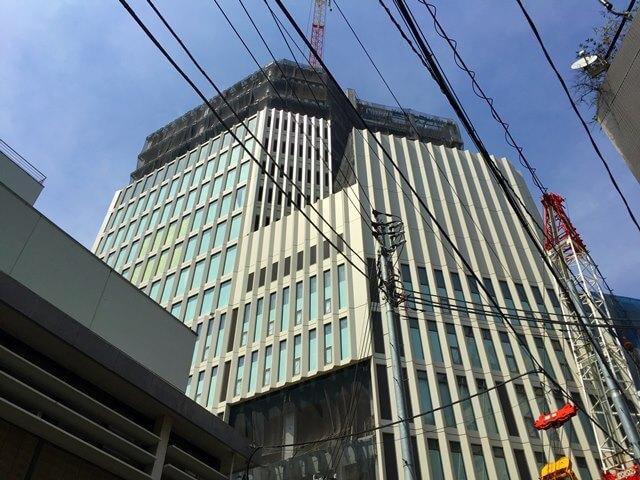 「上智大学四谷キャンパス6号館(ソフィアタワー) 」 2016.3.31