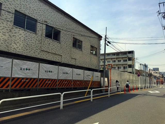 「(仮称)四谷駅前地区第一種市街地再開発事業施設建築物」 2016.3.31
