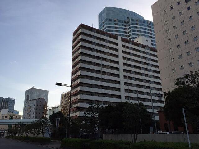 「(仮称)竹芝ウォーターフロント開発事業」 JR東日本浜松町社宅 2016.4.17