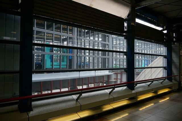 「JR渋谷駅埼京線移設工事」 2016.5.28