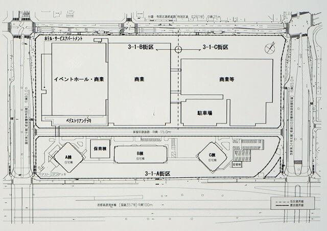 「ARIAKE Garden City(仮称)」(有明北3-1地区計画) 2016.4.29