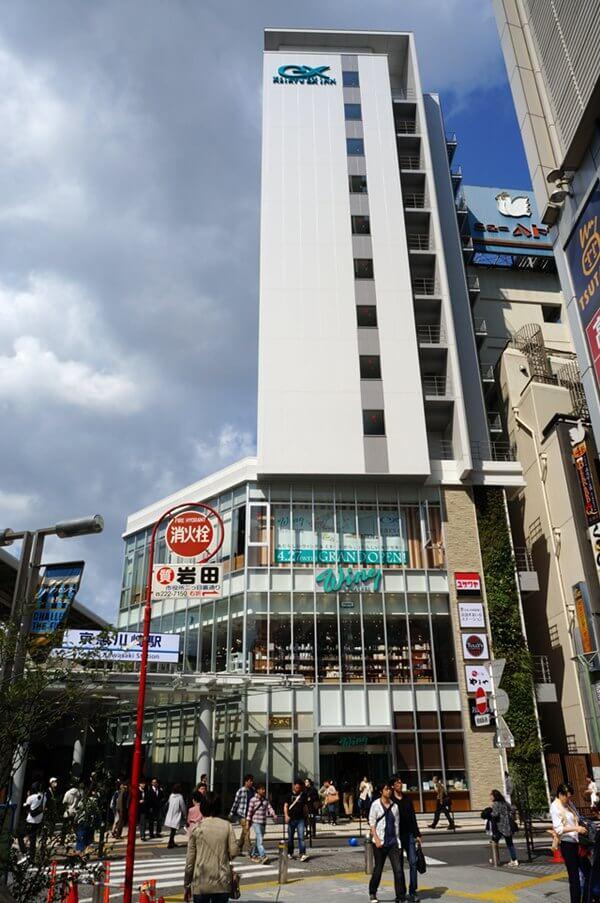京急川崎駅前ビル 2016.4.30