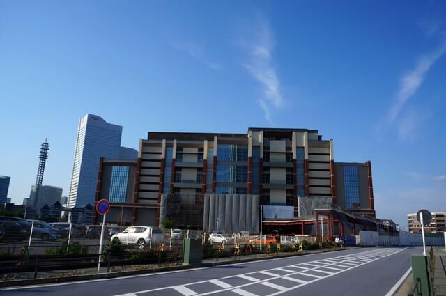 「ノートルダム横浜新築工事」 2016.4.30