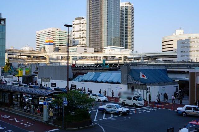 「(仮称)横浜駅西口開発ビル新築工事」 2016.4.30