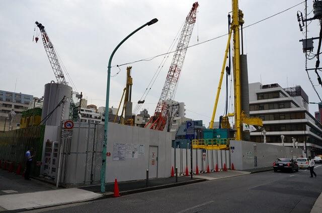 渋谷区宇田川町49番1他 2016年5月上旬