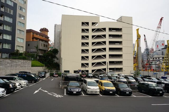 (仮称)宇田川プロジェクト 2016年5月上旬
