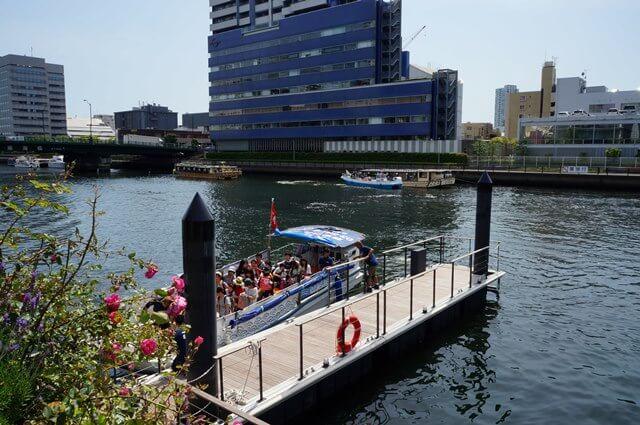 「2016 天王洲運河 キャナル・フードコート」 2016.5.7
