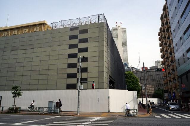 旧豊島区役所 2016年5月上旬
