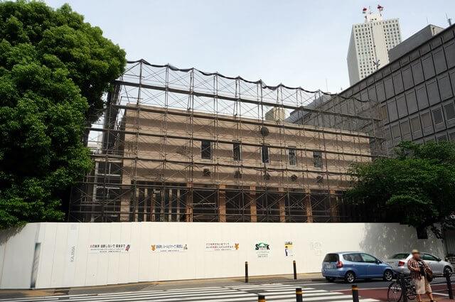 豊島公会堂 2016年5月上旬