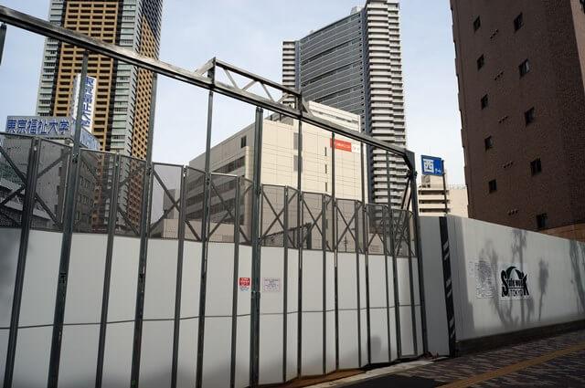 「(仮称)東池袋4丁目計画」 2016年5月上旬
