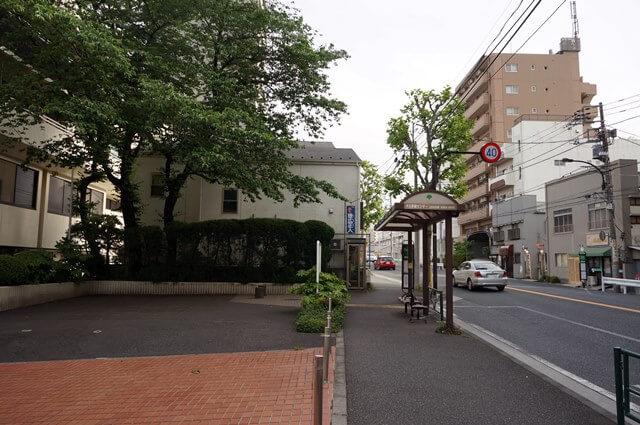 環状三号線(外苑東通り) 2016年5月上旬