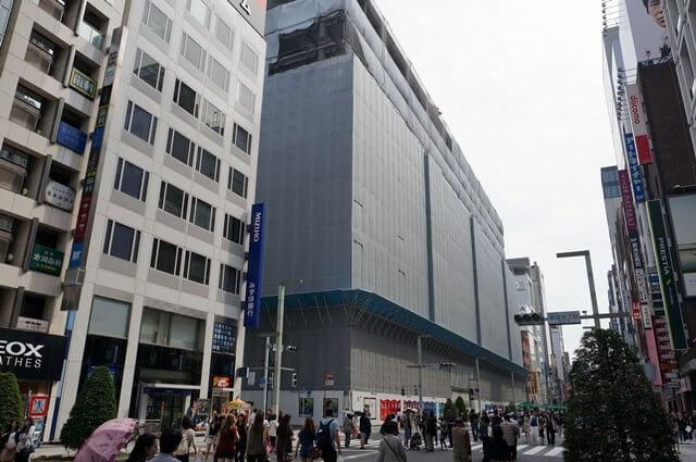 「銀座六丁目10地区第一種市街地再開発事業」 2016.5.14