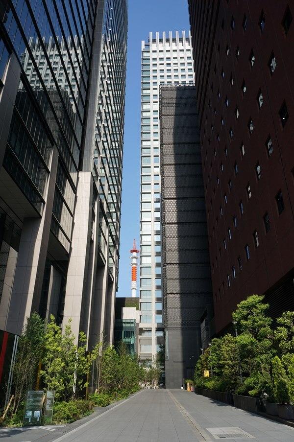 「大手町フィナンシャルシティ グランキューブ」 2016.5.14