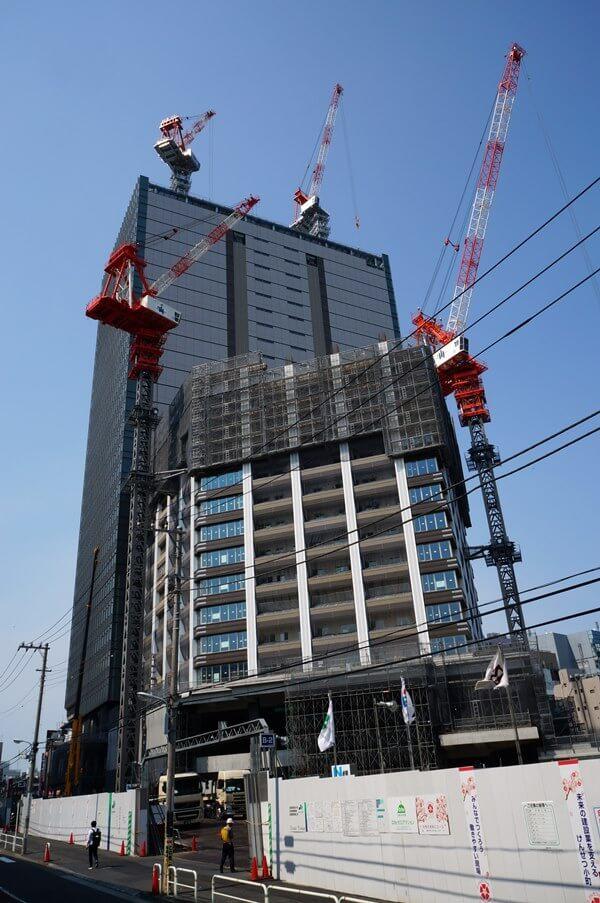 「Brillia Towers 目黒」(ブリリアタワーズ目黒) 2016.5.21