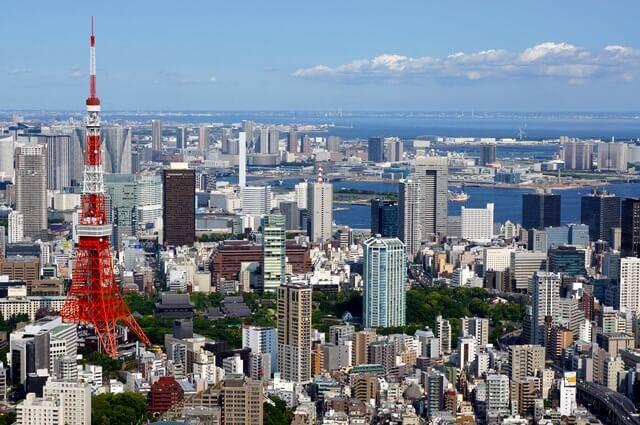浜松町方面の景色 2016.5.21
