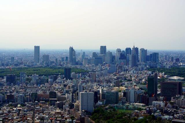 新駅方面の景色 2016.5.21