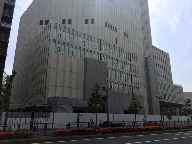 「上智大学四谷キャンパス6号館(ソフィアタワー) 」 2016.5.19