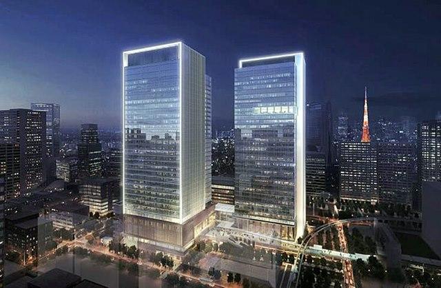 TGMM芝浦プロジェクト イメージ図 (出典:流通ニュース)