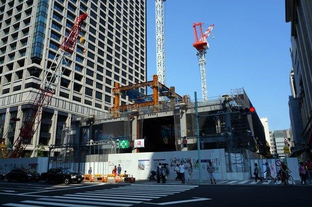 「日本橋二丁目地区第一種市街地再開発事業」 2016.5.22