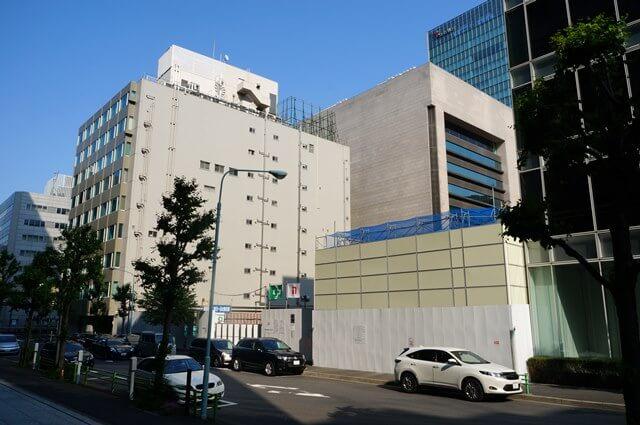 帝國製薬(仮称)日本橋本町二丁目ビル新築工事 2016.5.22