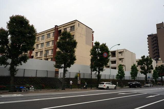 「都営霞ヶ丘アパート」 2016.5.28