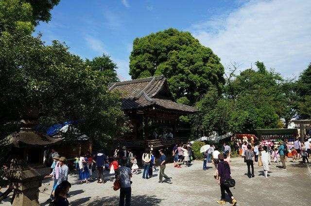 「品川神社」「荏原神社」例大祭 2016.6.5