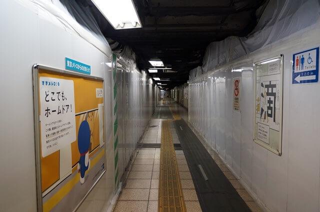 京橋駅 2016.6.11