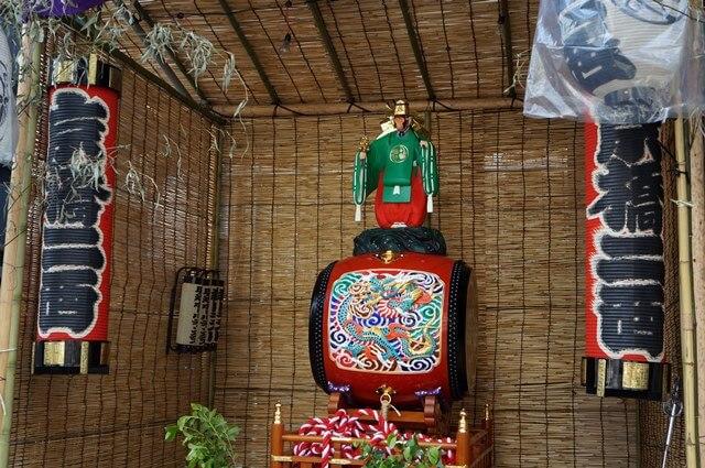 京橋 山王祭 2016.6.11