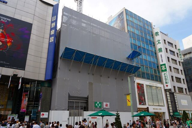 「ミキモト本店ビル建替計画」 2016.6.11