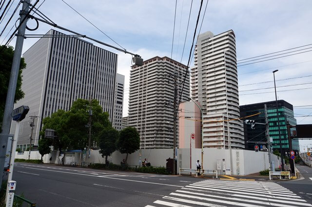 「(仮称)東品川4丁目C街区新築工事」 2016.6.5