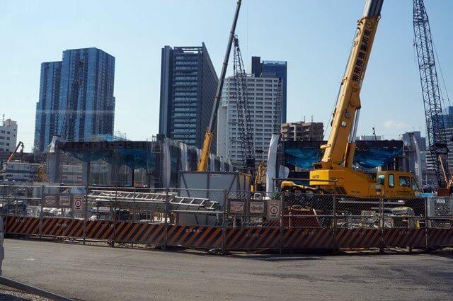 「西品川一丁目地区第一種市街地再開発事業」 2016.6.18