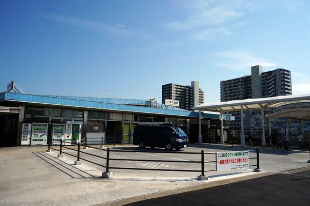 新川崎駅 2016.6.18