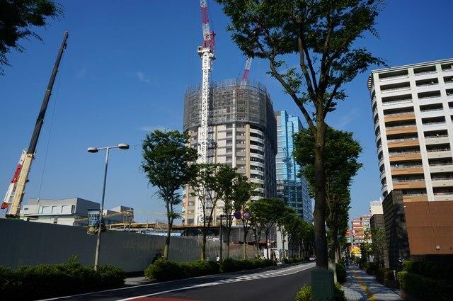 パークシティ武蔵小杉 ザ ガーデン 2016.6.18