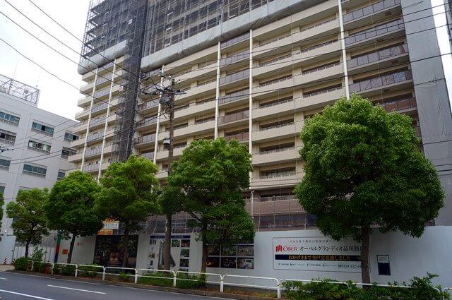 「オーベルグランディオ品川勝島」 2016.6.25
