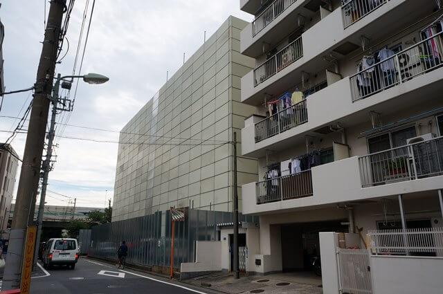 勝島住宅 2016.6.25