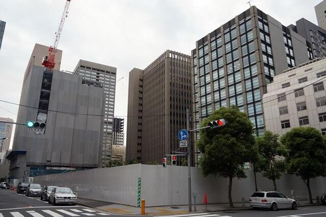 「新橋一丁目プロジェクト」 2016.5.21