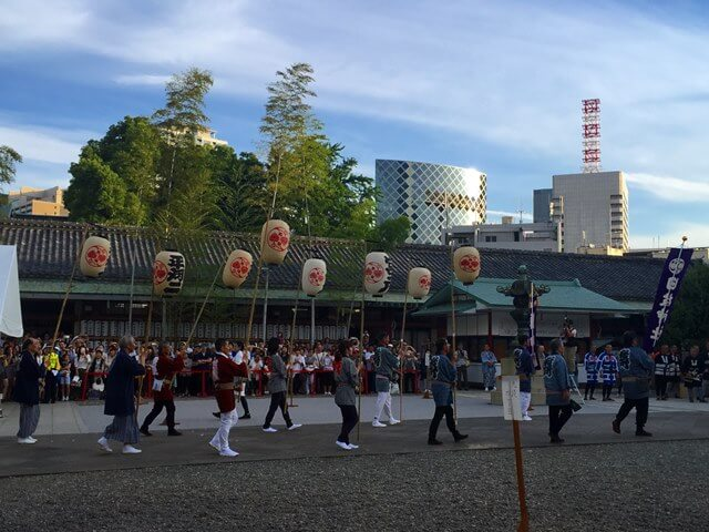 日枝神社 山王祭 2016.6.11