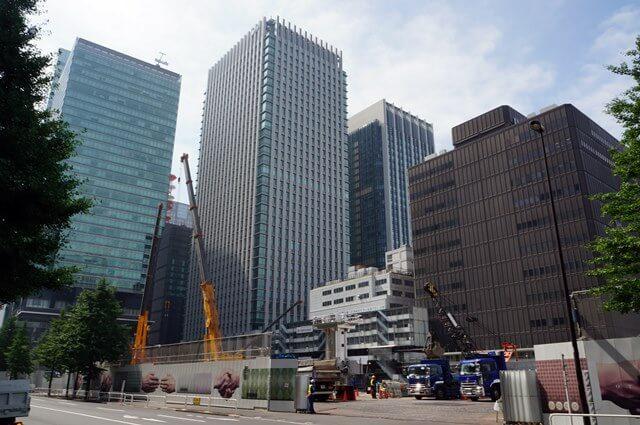 「大手町二丁目地区第一種市街地再開発事業」 2016.7.2